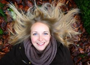 Gail in Autumn